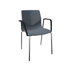 FourSure® 44 Armchair | Stühle | Four Design