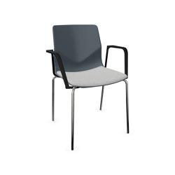 FourSure® 44 Armchair upholstery | Stühle | Four Design