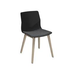 FourSure® 44 Wooden Legs   Stühle   Four Design