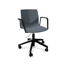 FourSure® 66 armchair | Sillas de oficina | Four Design
