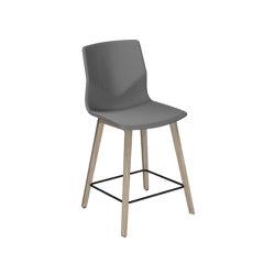 FourSure® 90 upholstery   Bar stools   Four Design