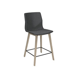 FourSure® 90 upholstery | Barhocker | Four Design