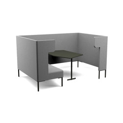 FourUs® Booth | Space dividing systems | Four Design
