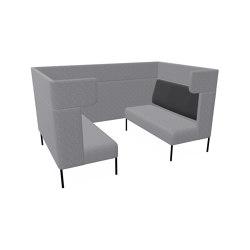 FourUs® Booth | Sofas | Four Design