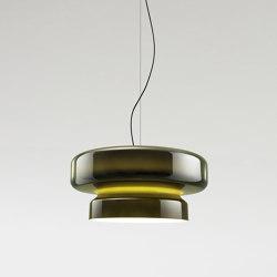 Bohemia Green | Suspended lights | Marset