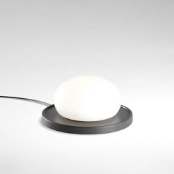 Bolita Umbra Grey | Table lights | Marset