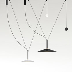 Milana 32 & 47 Counterweight | Suspended lights | Marset