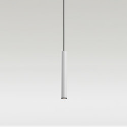Milana Oyster White | Suspended lights | Marset