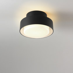 Plaff-On! IP65 Black | Lampade plafoniere | Marset