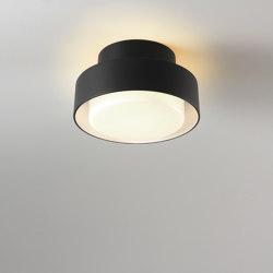 Plaff-On! IP65 Black | Ceiling lights | Marset