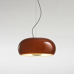 Vetra 32 Amber | Suspended lights | Marset