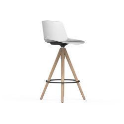 Noom   Counter stools   actiu