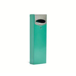 Urban ashtray | Cubos basura / Papeleras | Vestre