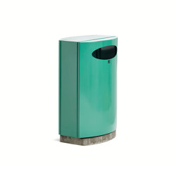 Urban waste container | Waste baskets | Vestre