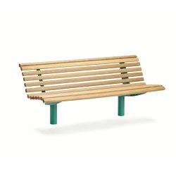 Urban bench | Dining tables | Vestre