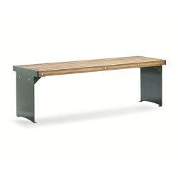 Via table | Benches | Vestre