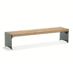 Via bench | Bancos | Vestre
