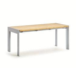 Vroom table | Dining tables | Vestre