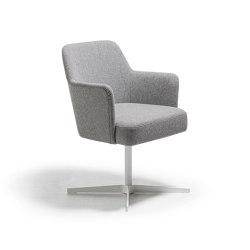 Velour easy Sessel | Stühle | La Cividina