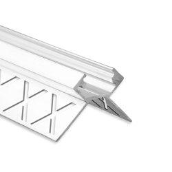 FP5 Serie | FP5 LED Fliesenprofil Außeneck 250cm | Profile | Galaxy Profiles