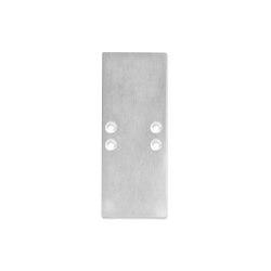 PL13 Serie | Endkappe E66 Aluminium |  | Galaxy Profiles