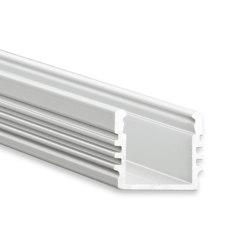 PL2 series | Profile PL2 silver 550 cm | Profiles | Galaxy Profiles