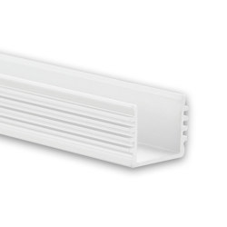 PL5 series | PL5 LED CONSTRUCTION PROFILE 200 cm, high | Profiles | Galaxy Profiles