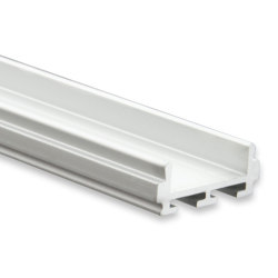 PL6 series | PL6 LED CONSTRUCTION profile 200 cm, flat | Profiles | Galaxy Profiles