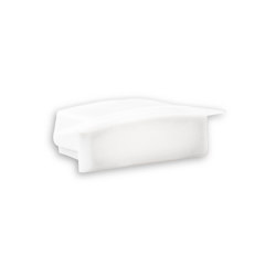 PL8 series | End cap E25W white |  | Galaxy Profiles