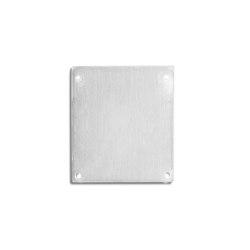PN17 series | End cap E69 aluminium |  | Galaxy Profiles