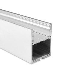 PN17 series | PN17 LED CONSTRUCTION profile 200 cm, symmetrical | Profiles | Galaxy Profiles