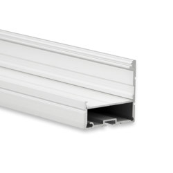 PN18 series | PN18 LED CONSTRUCTION profile 200 cm, asymmetrical | Profiles | Galaxy Profiles
