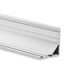 PN19 Serie | PN19 LED ECK-Profil 200 cm | Profile | Galaxy Profiles