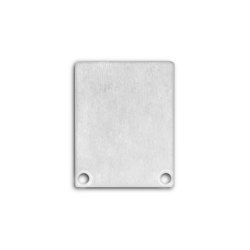 PN4 series   End cap E45 aluminium      Galaxy Profiles
