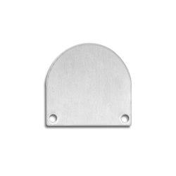 PN4 series | End cap E46 aluminium |  | Galaxy Profiles