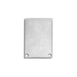 PN6 series | End cap E48 aluminium |  | Galaxy Profiles