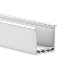 PN7 series | PN7 LED INSTALLATION profile 200 cm, high | Profiles | Galaxy Profiles