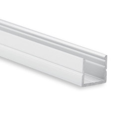 PO16 Serie | PO16 LED AUFBAU-Profil 200 cm, mini | Profile | Galaxy Profiles