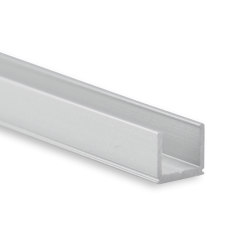 PO18 series | PO18 LED CONSTRUCTION profile 200 cm, ultra-mini | Profiles | Galaxy Profiles