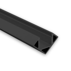 PO23 series | PO23 LED CORNER profile 200 cm | Profiles | Galaxy Profiles