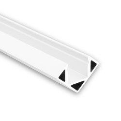 PO23 series | PO23 LED CORNER profile 200 cm | Profiles | Galaxy Profiles