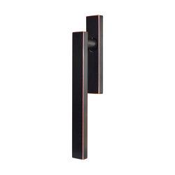 EHS52Q UN (81) | Lever window handles | Karcher Design