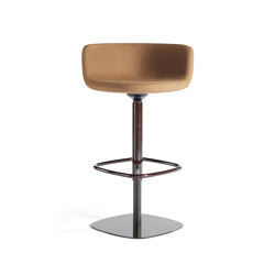 Xoko | Central column | Bar stools | AKABA