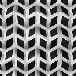 Foldwall Akustik Silver crystal | Sound absorbing objects | Foldart