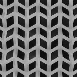 Foldwall Akustik Weißaluminium | Sound absorbing objects | Foldart