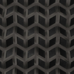 Foldwall Akustik Zindergraumetallic | Sound absorbing objects | Foldart