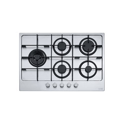 Maris Hob FHMA 755 4G DCL XS C Stainless Steel | Hobs | Franke Kitchen Systems
