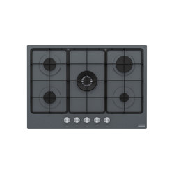 Smart Hob FHSM 755 4G DC GF E Graphite | Hobs | Franke Home Solutions
