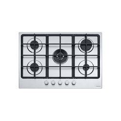 Smart Hob FHSM 755 4G DC XS C Stainless Steel | Hobs | Franke Kitchen Systems