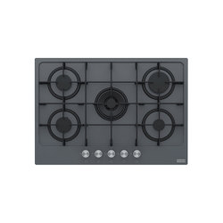 Maris Hob FHMA 755 4G DC GF C Graphite | Hobs | Franke Home Solutions